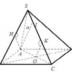Khoảng cách giữa hai đường thẳng chéo nhau vuông góc với nhau
