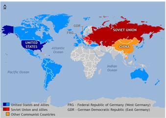Tổng kết lịch sử thế giới hiện đại từ năm 1945 đến năm  2000