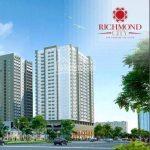 Mở bán lock mới_Dự án Richmond City_CĐT Hưng Thịnh_CK 3_18% ngày 2.4.2017_LH 0933 97 3003