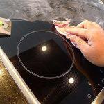 4 bước vệ sinh bếp từ đôi sạch như mới