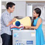 Mẹo giặt áo len bằng máy giặt không bị giãn áo