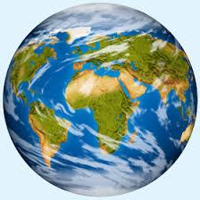 Trái đất nhìn từ trên cao