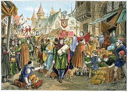 Bài 10. Thời kỳ hình thành và phát triển của chế độ phong kiến ở Tây Âu từ thế kỷ V đến thế kỷ XIV