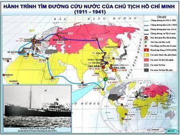 Phong trào dân tộc dân chủ ở Việt Nam từ năm 1919 đến năm 1925