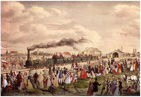 Bài 32. Cách mạng công nghiệp ở Châu Âu