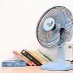 3 lưu ý quan trọng khi sử dụng quạt trong mùa hè tránh bị cảm