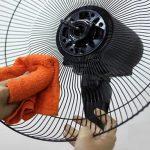 8 sự cố thường gặp khi sử dụng quạt điện
