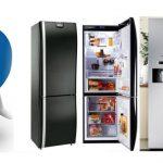 Cách khắc phục tình trạng tủ lạnh bị đọng hơi nước.