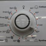 Hướng dẫn sử dụng các chương trình trên máy giặt lồng ngang