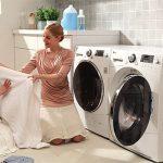 Hướng dẫn vệ sinh máy giặt cửa trước nhanh chóng và hiệu quả