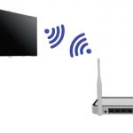 Kết nối Wifi cho TV SAMSUNG như thế nào?
