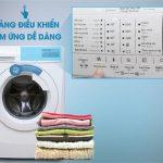 Khắc phục tình trạng máy giặt Electrolux báo đèn đỏ.