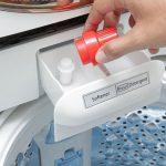 Mách bạn mẹo sử dụng nước xả vải đúng cách khi giặt máy