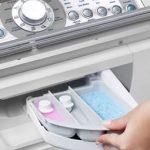 Máy giặt lồng đứng cần bao nhiêu bột giặt là đủ ?
