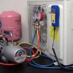 Nạp gas máy lạnh và những điều cần biết