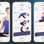 Tập Yoga tại nhà thông qua ứng dụng trên Smartphone