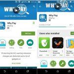 Ứng dụng Whypay – Ứng dụng kiểm soát cước phí trên Smartphone